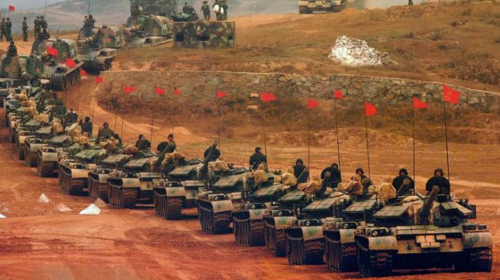 我军1500人的军队在中印边界神消失,到底发生了什么?