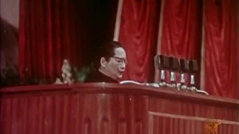 珍贵彩色原声影像:宋美龄出访苏联原声演讲!十分珍贵难得一见!